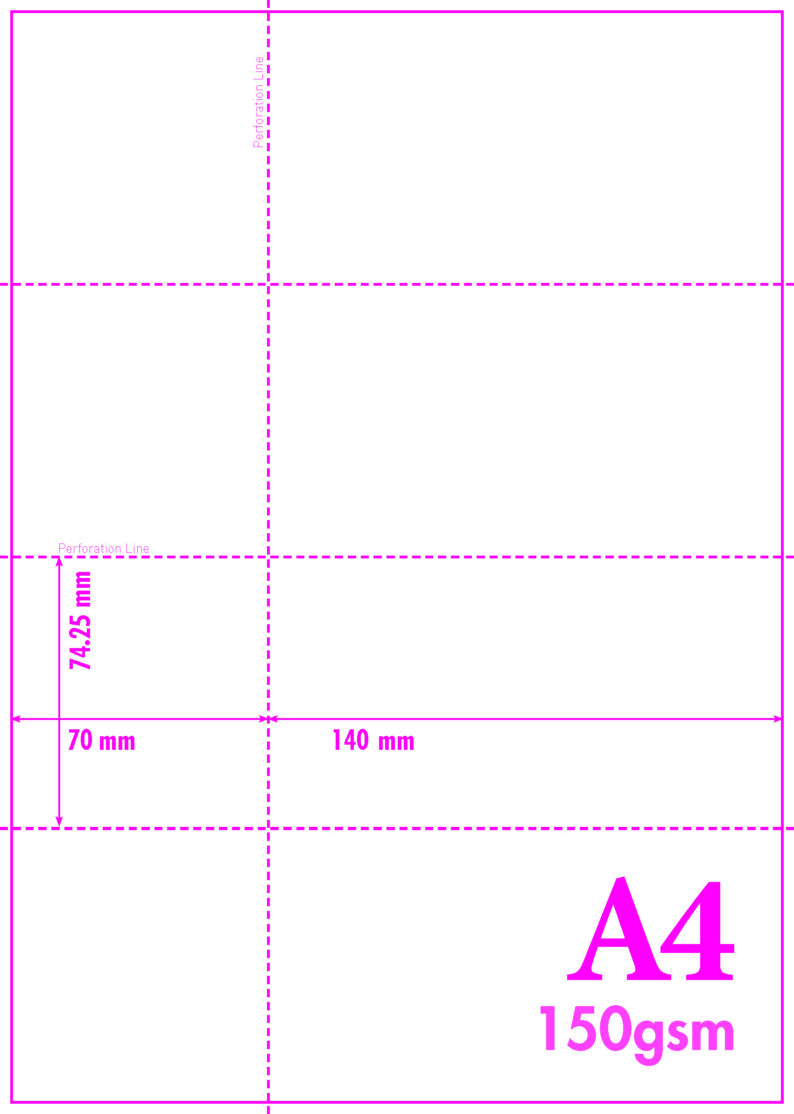 A4 Blank Perf 150gsm_2_4