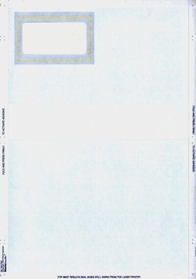 Self Seal Forms Shop - Payslips Direct