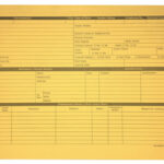 Expanding Personnel Wallet Yellow PWY02