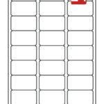 24 sheets per label